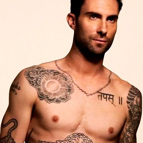 tattoo-popular-meaning-adam-levine-sun