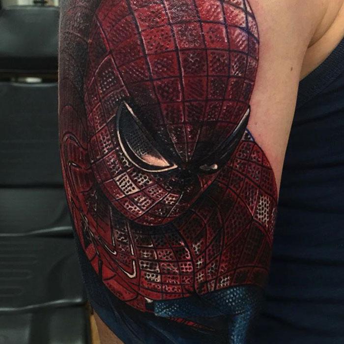 adem-tattoo-uk-portrait-spiderman