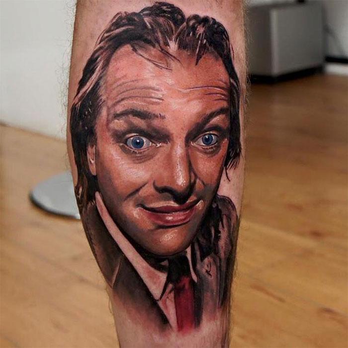 adem-tattoo-uk-portrait-rik-mayall