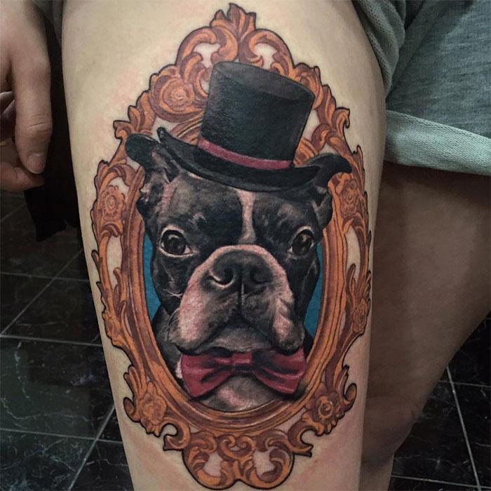 adem-tattoo-uk-portrait-dog